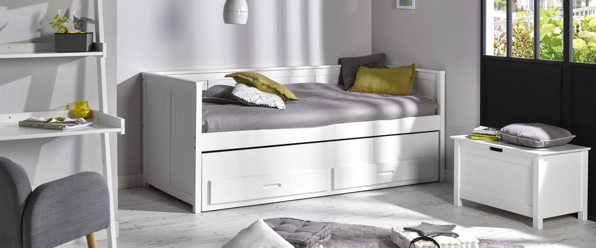 sogan france mobilier literie linge de lit. Black Bedroom Furniture Sets. Home Design Ideas