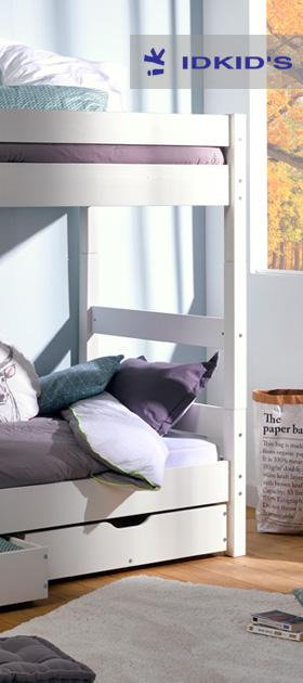 une gamme entiere de mobilier pour amenager la chambre denfant